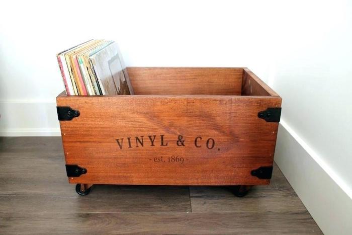 disques vinyles 45 tours orange sacs