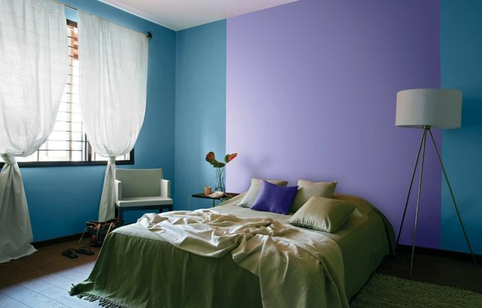 1001  ides captivantes de peinture chambre adulte en 2 couleurs