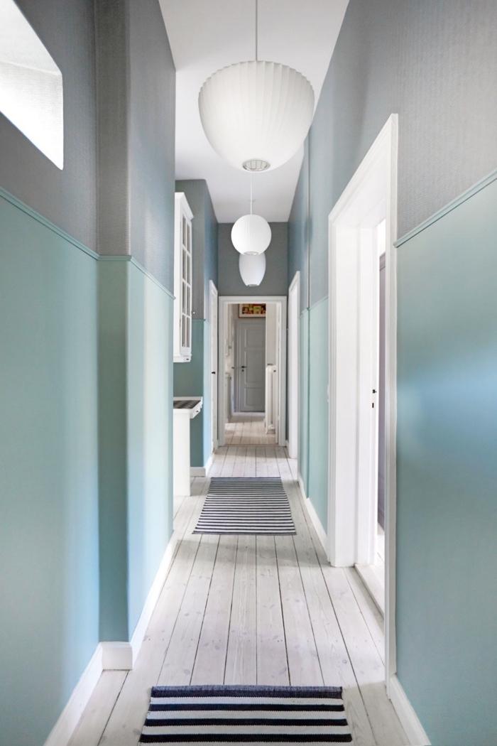 Peinture couloir  comment bien choisir la couleur de son couloir  OBSiGeN