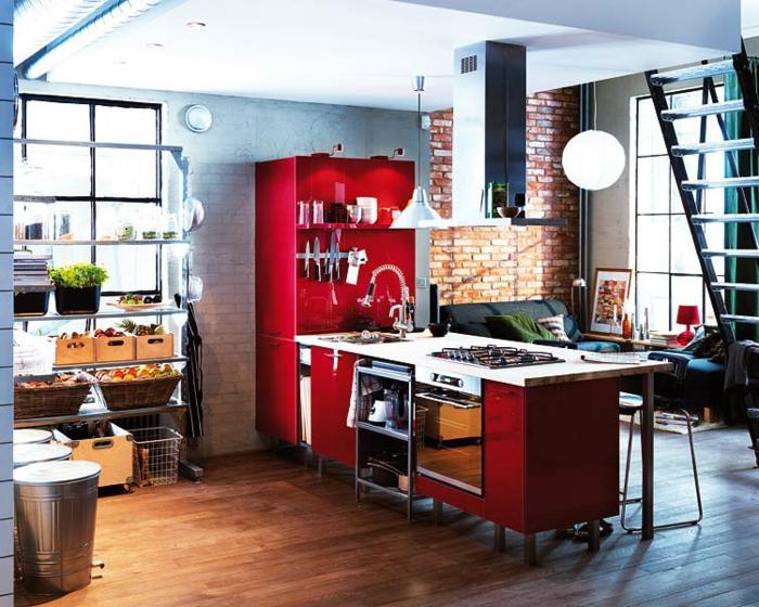 idees de kitchenette pour studio