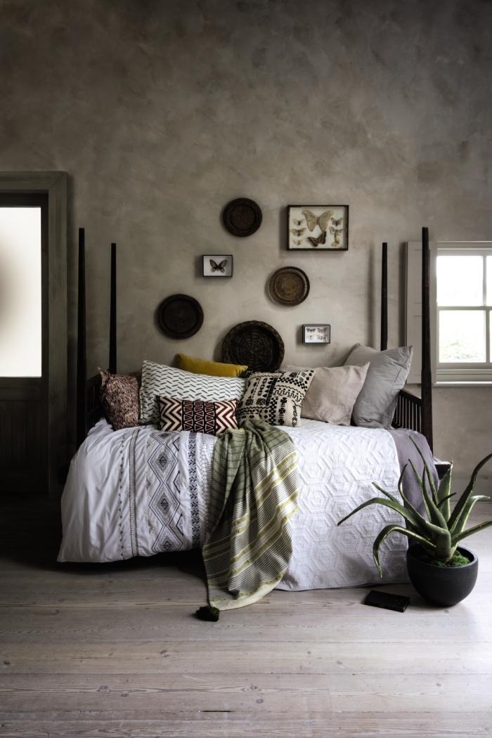 1001 idees de deco chambre nature