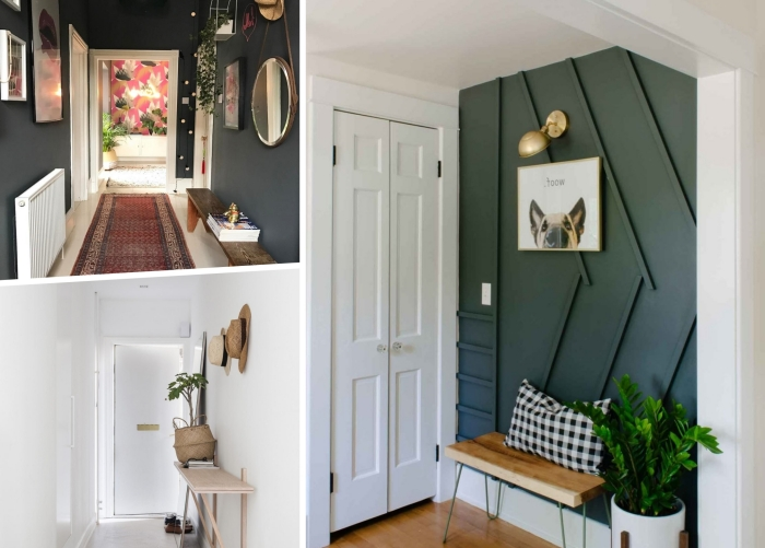 idees de decoration de couloir d