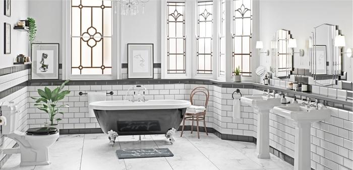salle de bain art