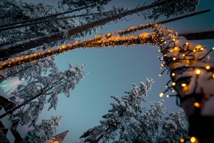 Sélection des meilleurs paysages de Noël pour se mettre dans l'humeur festive illico
