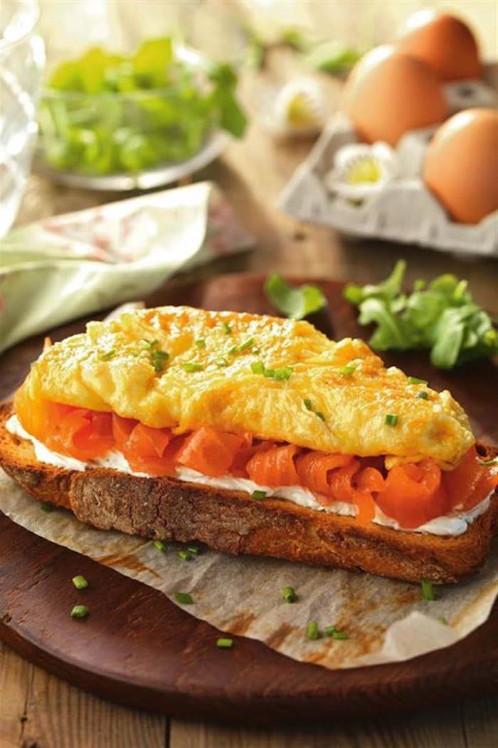 Que Manger Avec Du Saumon : manger, saumon, Idées, Recettes, Faire, Saumon, Fumé