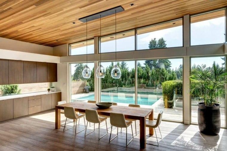 Sala da pranzo moderna  24 idee di stile da togliere il fiato