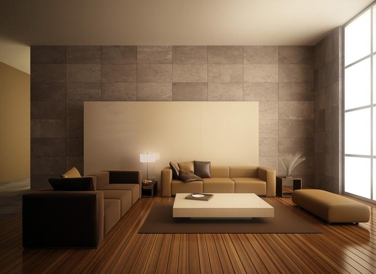 Colori pareti  24 idee attuali per una casa moderna  Archzineit
