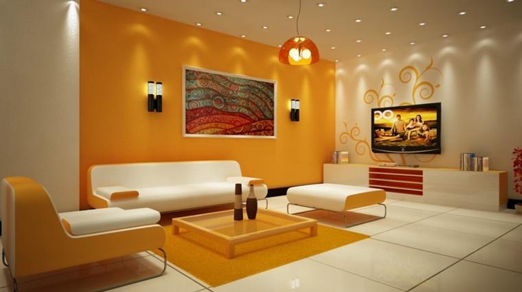 Colori pareti  24 idee attuali per una casa moderna