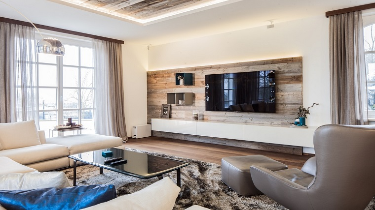 Arredare salotto in stile moderno con idee e suggerimenti