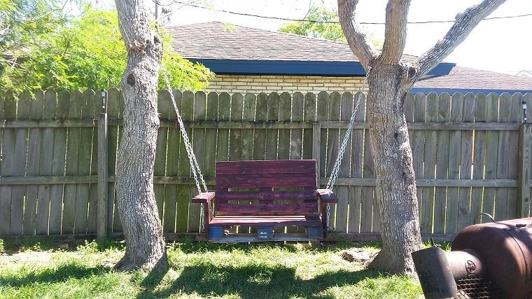 Idee giardino in pallet una selezione di mobili e