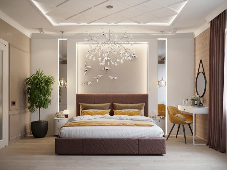 Per finire ecco delle idee per chi vuole osare con pareti colorate. Camere Da Letto Moderne Consigli E Idee Arredamento Di Design Archzine It