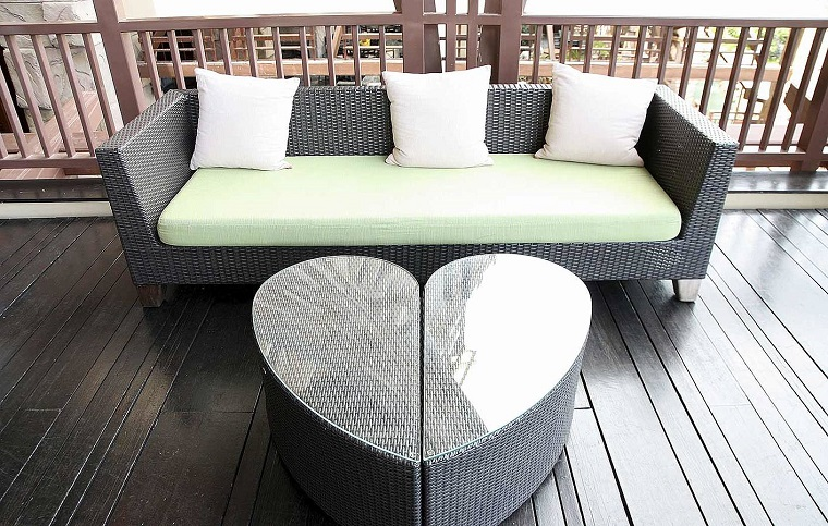 Outdoor come allestire il terrazzo in modo confortevole ed originale  Archzineit