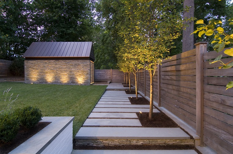 Vialetto giardino proposte interessanti con un look moderno  Archzineit
