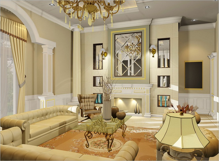 Arredamento classico per tutta la casa tante proposte in questo stile intramontabile  Archzineit