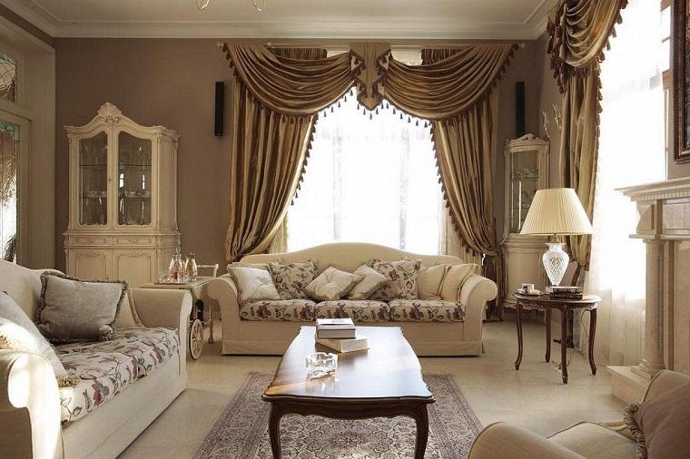 Spesso si è portati a pensare che arredare soggiorno e cucina sia. Arredamento Classico Moderno Ispirazioni Per Ogni Ambiente Della Casa Archzine It