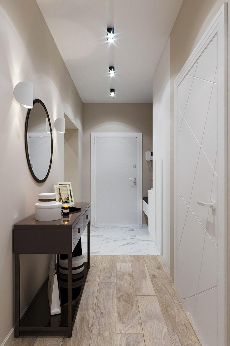 Arredamento ingresso casa in stile moderno. 1001 Idee Per Ingresso Moderno E La Guida Di Arredamento