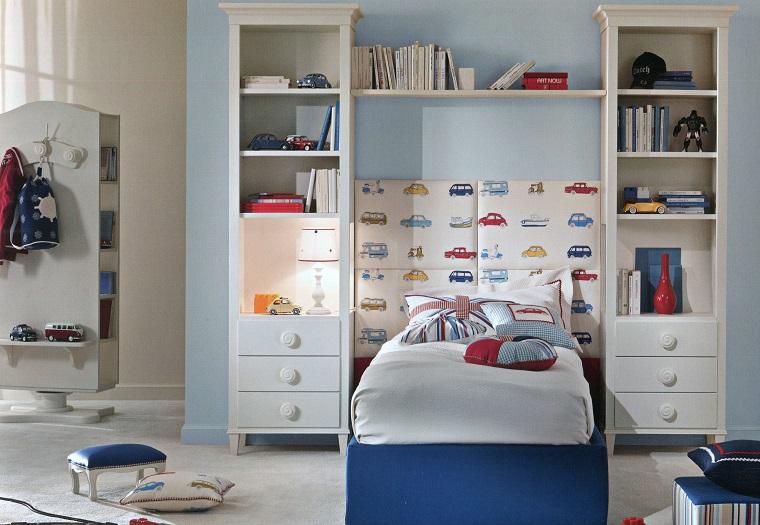 Tutti i mobili sono stati pensati per rispondere ai diversi bisogni: Mondo Convenienza Camerette Idee Molto Originali Archzine It