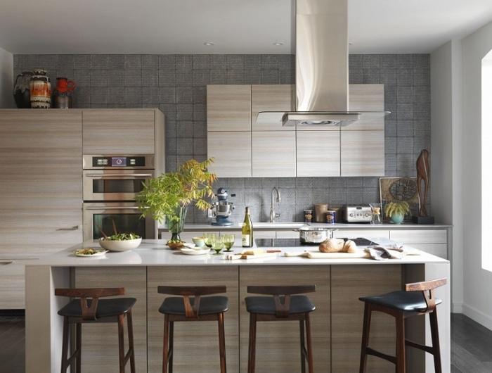 Il bianco è un colore/non colore, per cui si adatta bene ad ogni tipo di ambiente e. Colori Pareti Cucina 24 Abbinamenti Veramente Originali Archzine It