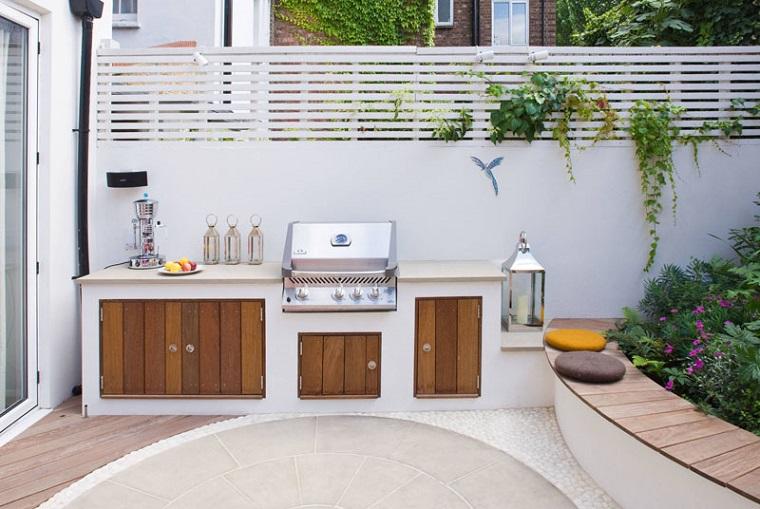 Come allestire un giardino dal design moderno con tante decorazioni  Archzineit