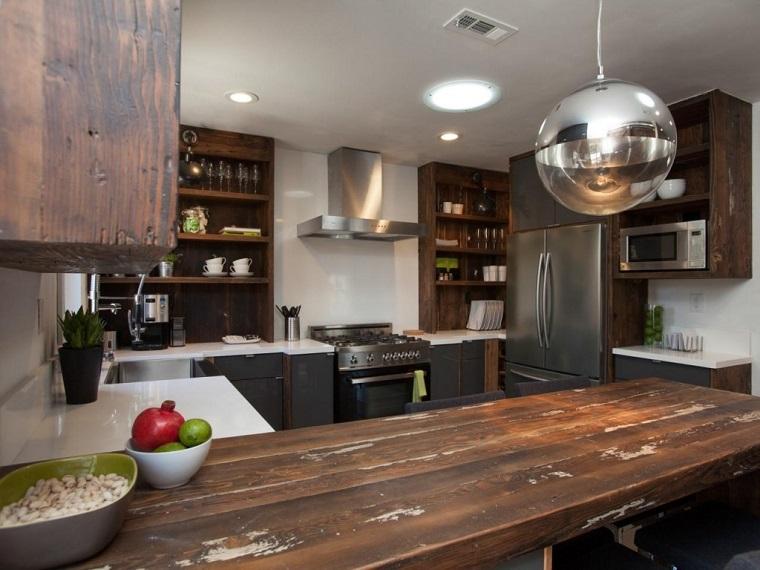 Cucine rustiche moderne una fusione di stili per un