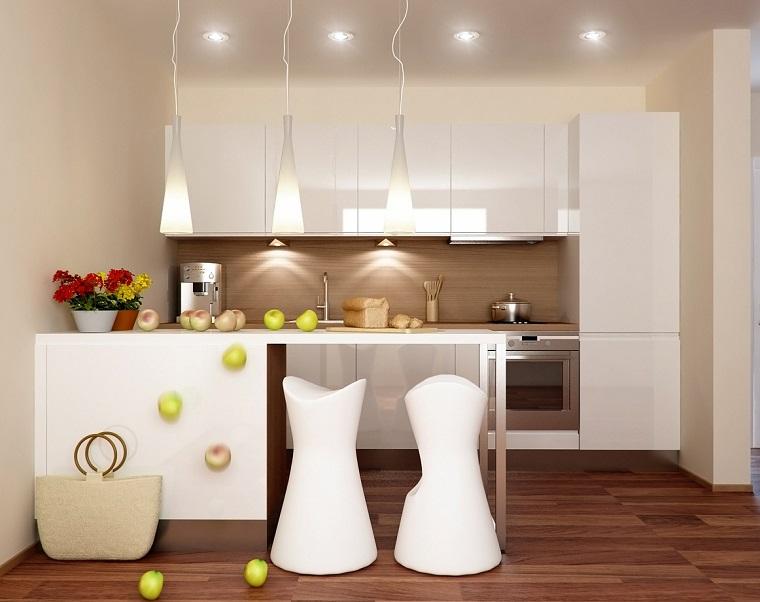 Cucina piccola 24 soluzioni di design per ottimizzare lo spazio  Archzineit