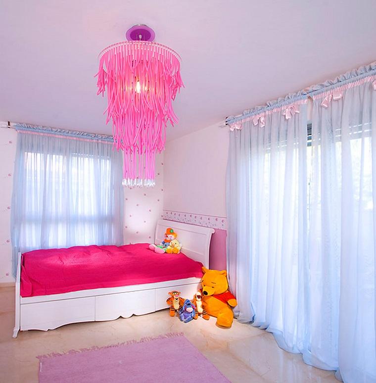 Acquista online le luci più belle sullo shop di home24. Lampadari Per Bambini Tante Idee Colorate Divertenti E Luminose Archzine It