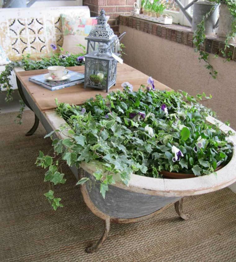 Un outdoor con questo elemento da cucina ha un valore aggiunto. Arredo Giardino Fai Da Te Ecco 30 Idee Molto Originali Archzine It