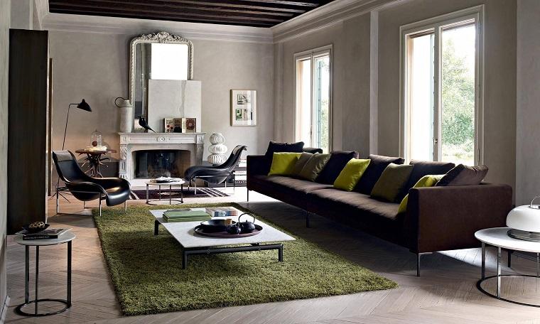 Arredamento soggiorno moderno un must per gli