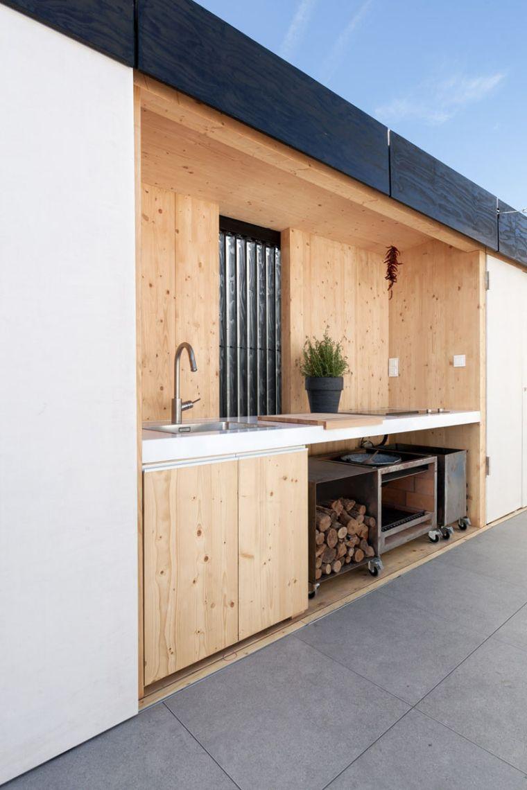 Cucine da giardino prezzi idee per l 39 interior design per - Cucine professionali da casa ...