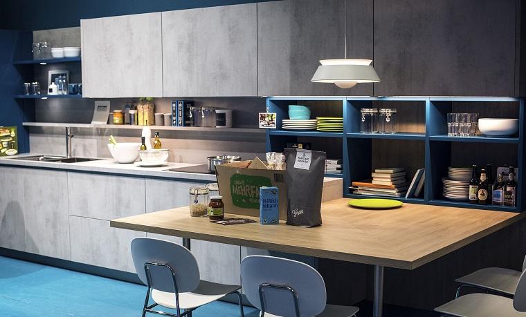 Moderno Mensole Per Cucina Giro – design per la casa