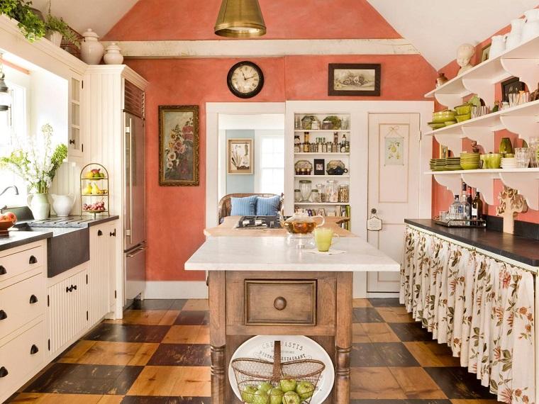 idee di salotti colorati arriva prima o poi il momento di imbiancare casa: Pittura Pareti Cucina Tante Idee Colorate E All Ultima Moda Archzine It