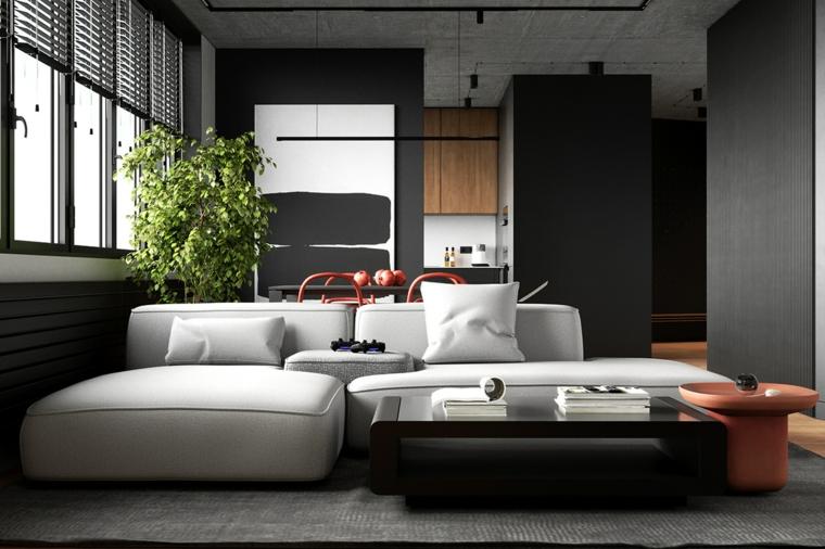 42 arredare cucina soggiorno mq. Come Arredare Casa Piccola I Trucchi E Le Soluzioni Di Design Archzine It
