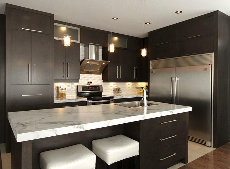 Cucine moderne ad angolo un ventaglio di soluzioni belle