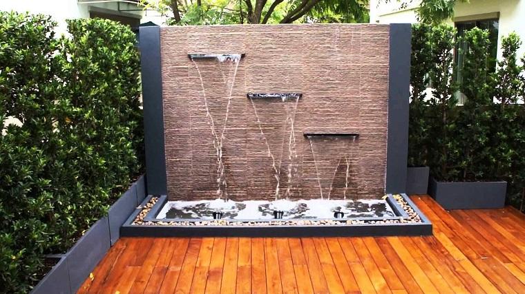 Laghetti e fontane da giardino > Fontane Da Esterno 50 Proposte Dal Design Spettacolare Archzine It
