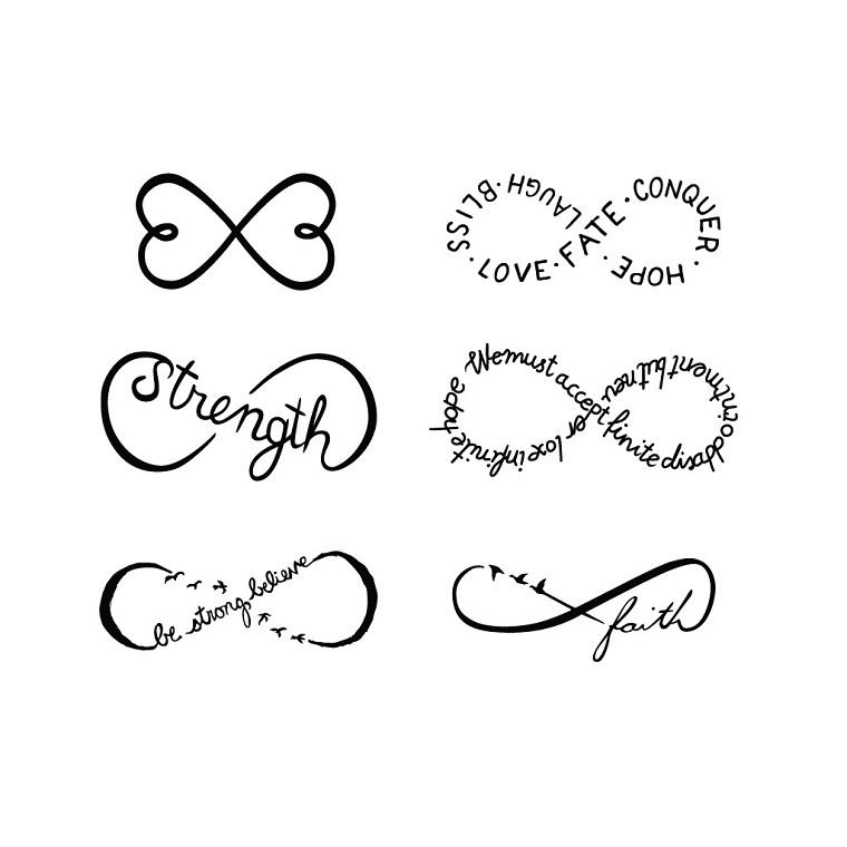Tatuaggio infinito: dalla matematica ad oggi, un simbolo