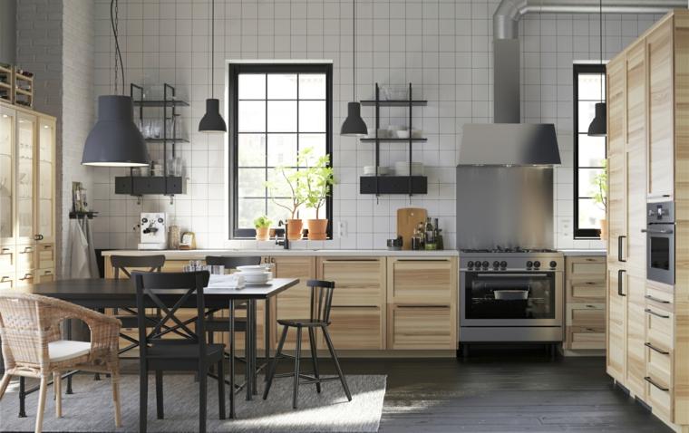 1001  idee per le cucine ikea praticit qualit ed estetica per tutti i gusti