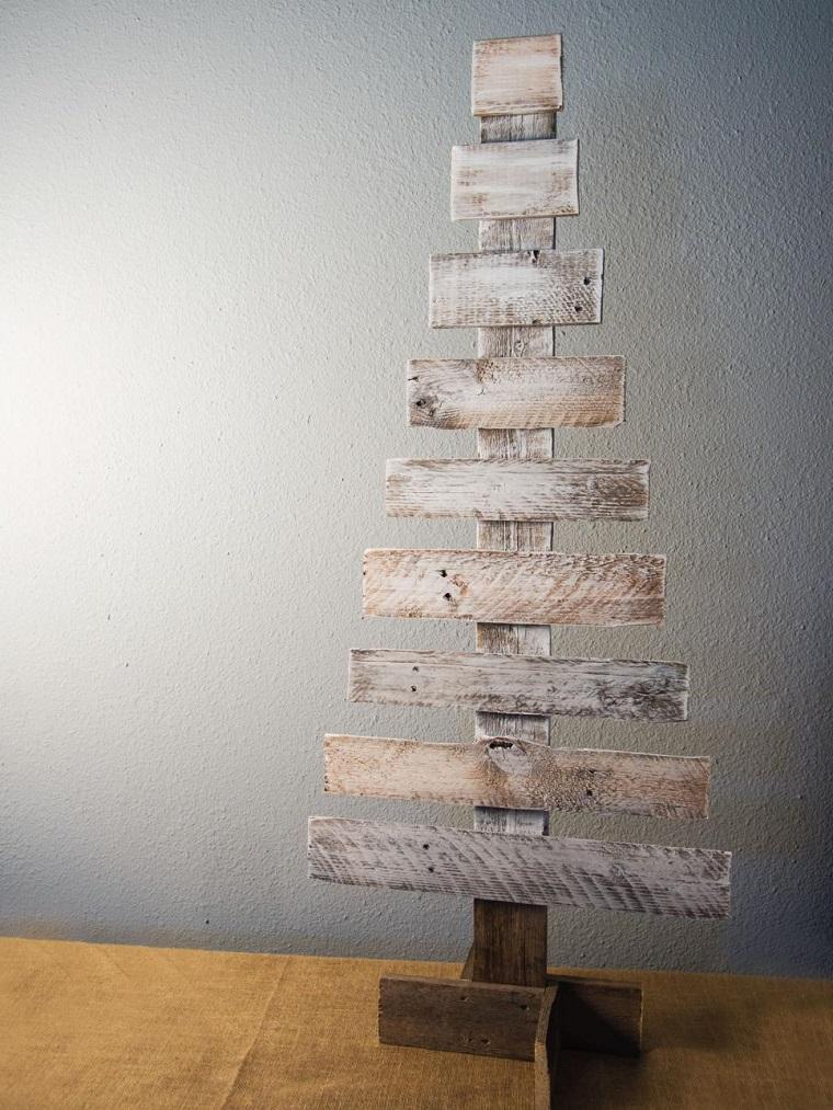 1001  idee per alberi di Natale originali  tutorial fai da te