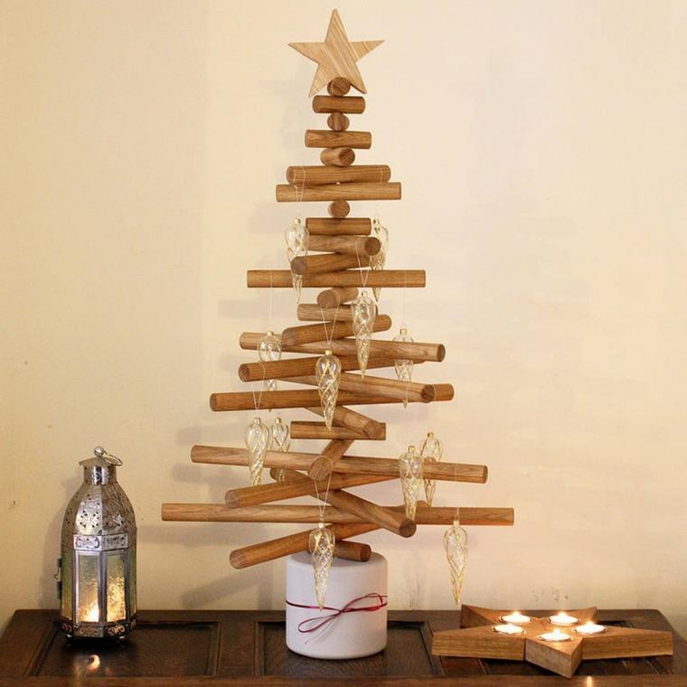 Stella Per Albero Di Natale Fai Da Te.Stella Per Albero Di Natale Buon Marzia Lavoretti Albero Natale