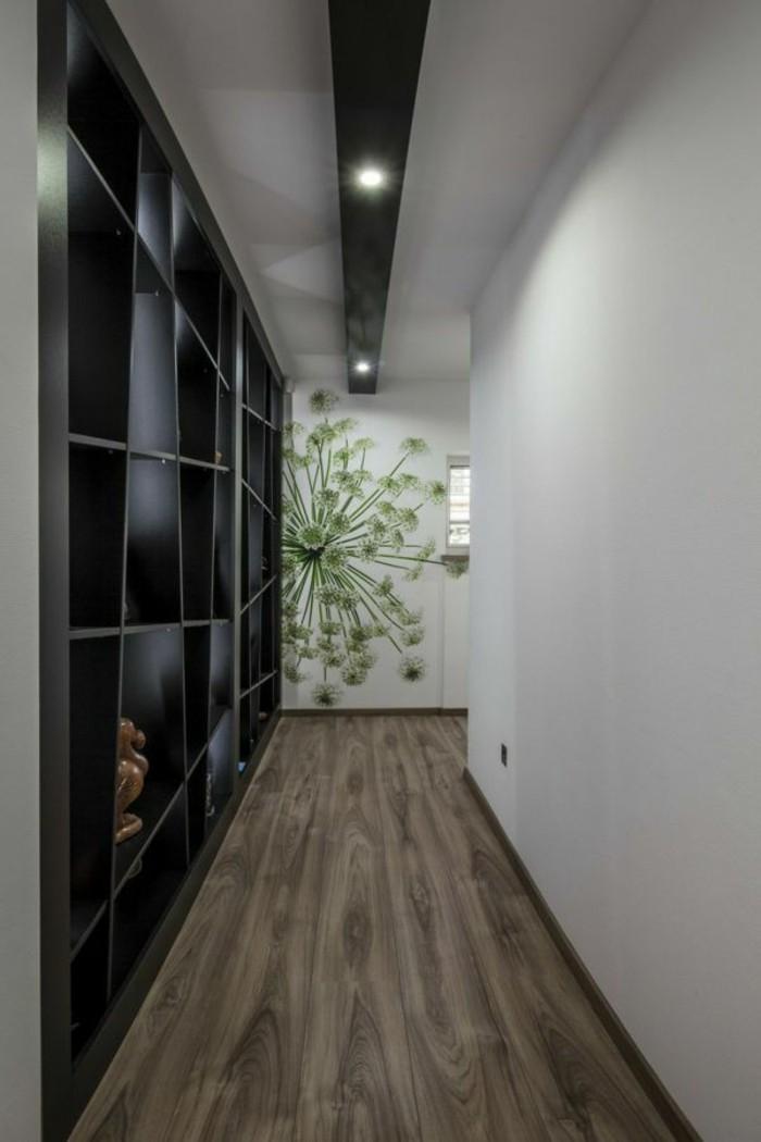 1001 idee per come arredare un corridoio stretto e lungo