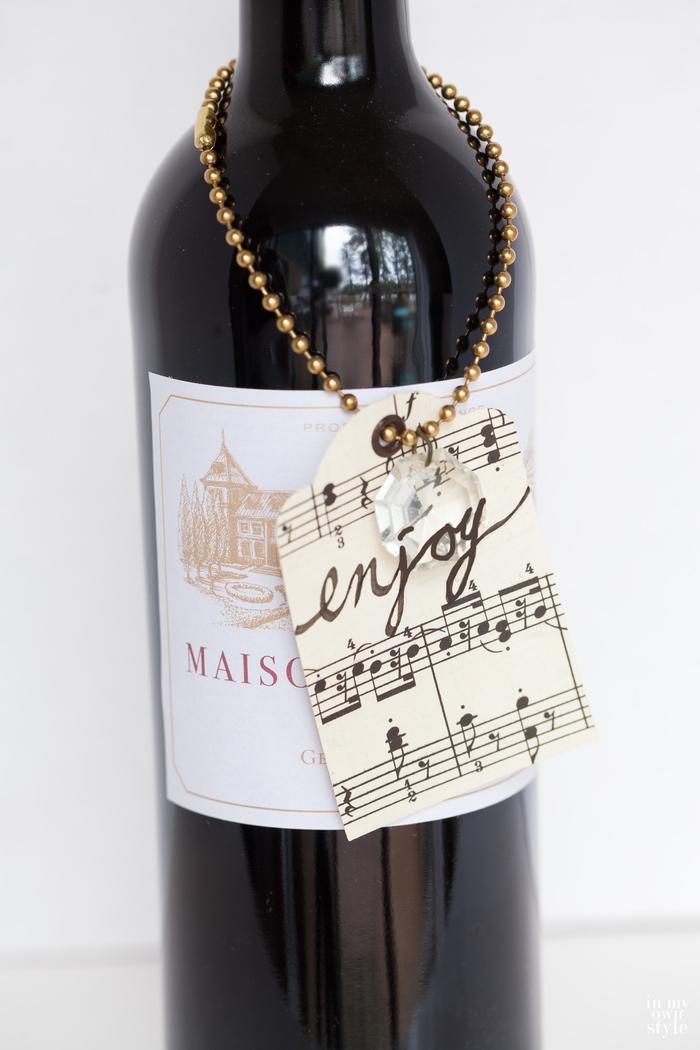 1001 Idee Per Bottiglie Di Vino Personalizzate E Decorate