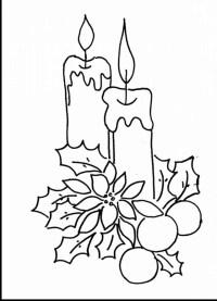 1001+ idee per disegni di natale belli e facili da realizzare