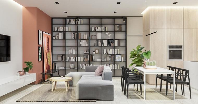 Per organizzare una sala da pranzo elegante e vivibile bastano poche e. 1001 Idee Per Arredare Salotto E Sala Da Pranzo Insieme Con Stile E Funzionalita