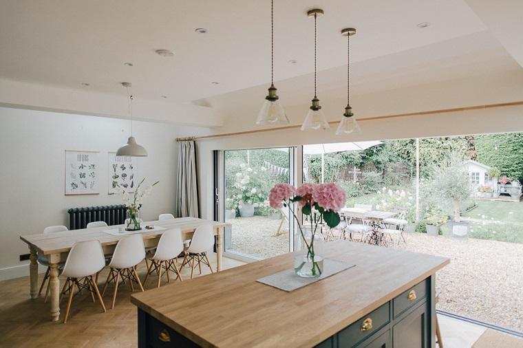 1001  idee per Cucina soggiorno open space  idee di arredamento