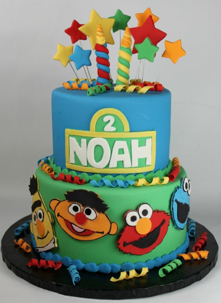 1001 Idee Per Torte Di Compleanno Per Bambini