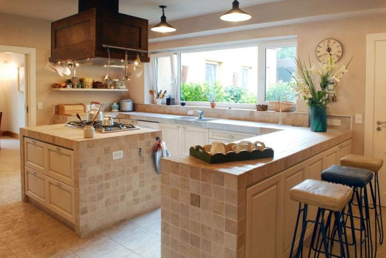 Foto Di Cucine In Muratura Con Isola Finest Cucine In