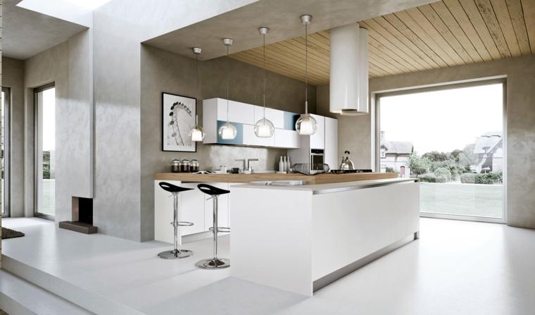 1001  idee per cucine moderne con isola fra design e funzionalit