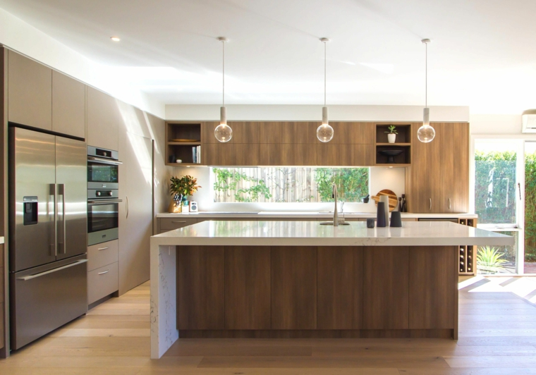 Arredamento Cucina Moderna Con Isola.Arredare Una Cucina Moderna Con Isola