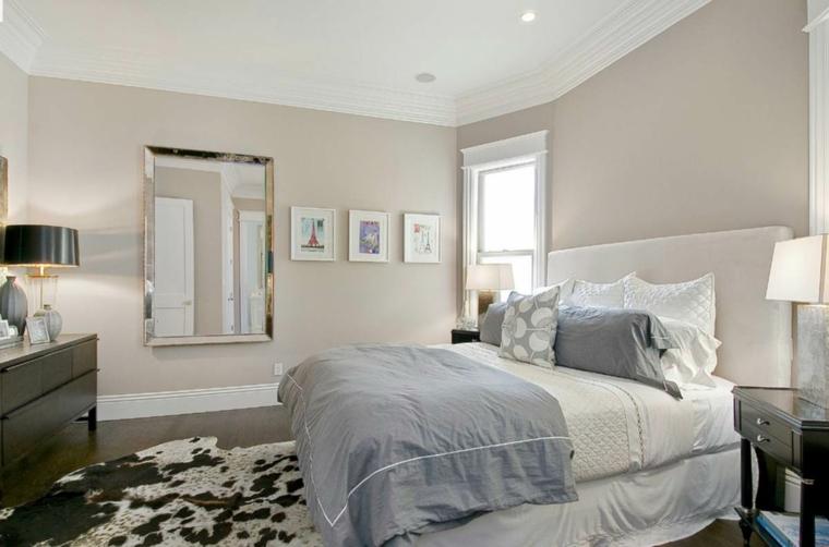 1001  idee per color tortora alle pareti allarredamento