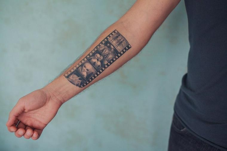 Scritte Tatuaggi Uomo Braccio Piccoli | TeachersHub