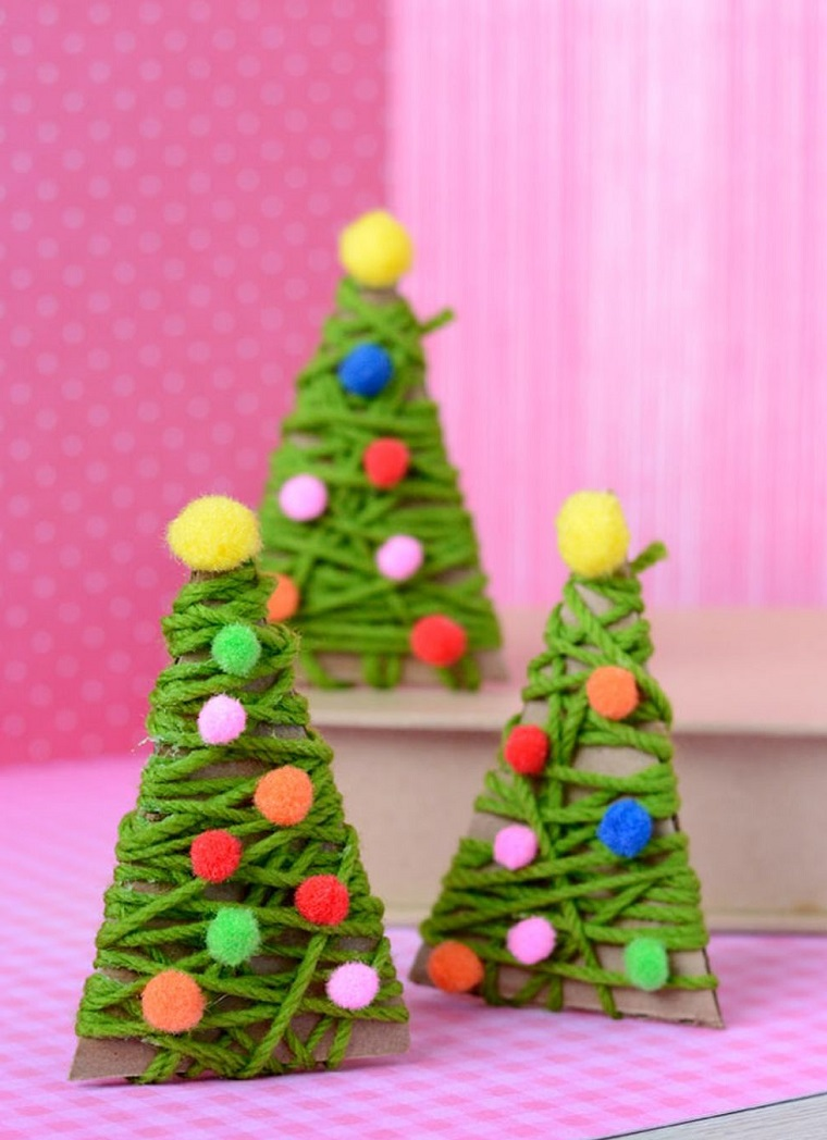 1001 Idee Per Lavoretti Di Natale Per Bambini Con Tutorial